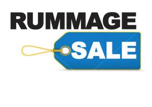 Rummage Sale tag